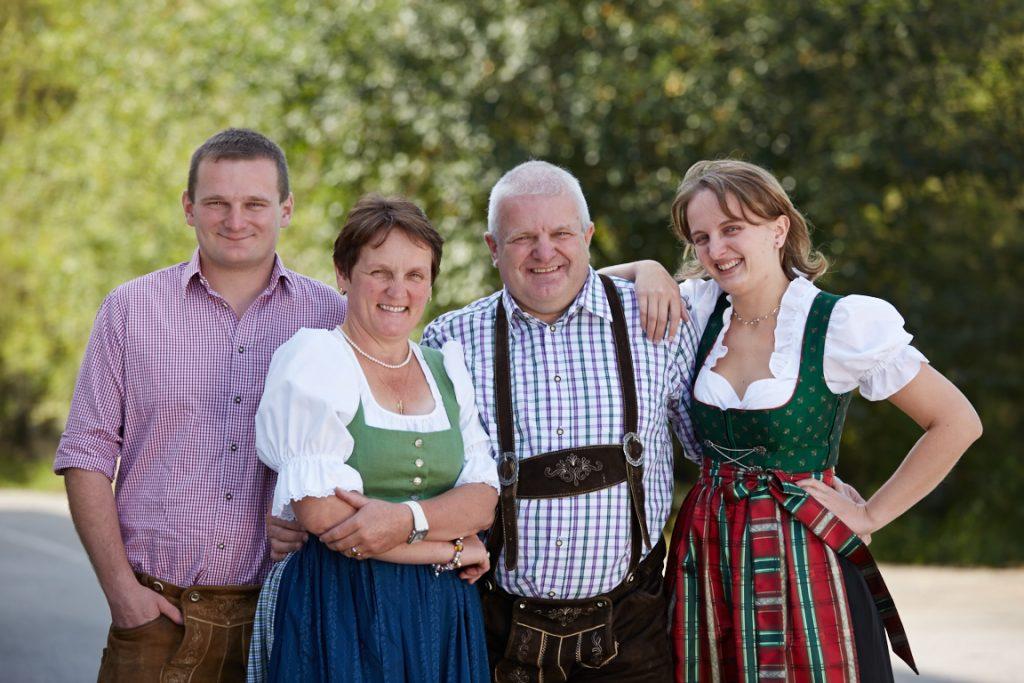 Familie Nussbaumer