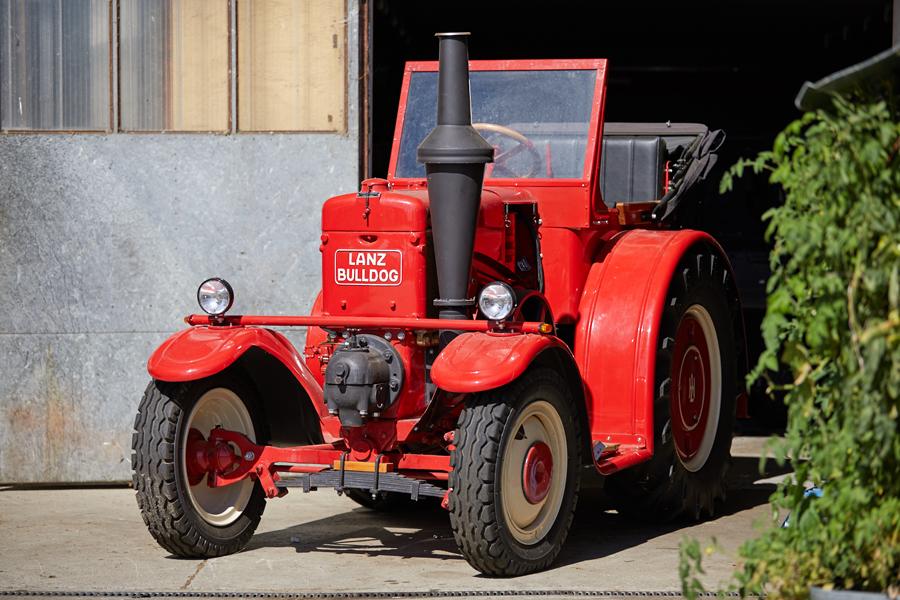 Lanz Bulldog Traktor 1934